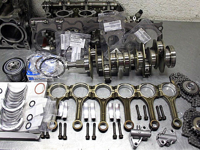 Ремонт дизельных и бензиновых двигателей в Николаеве