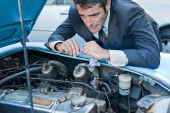Поломка двигателя и ремонт